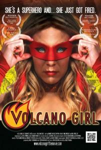 Volcano Girl the Movie