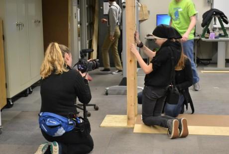 Robotics shoot
