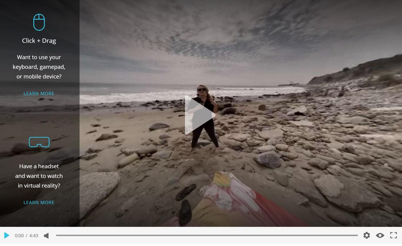 VR Kickstarter update video