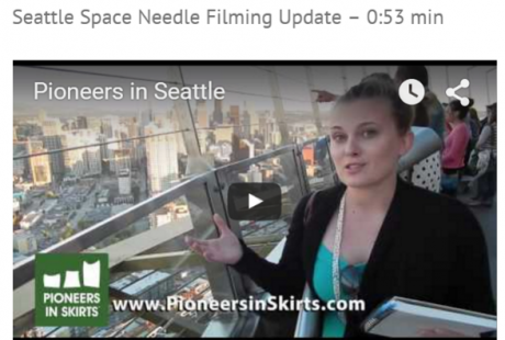 Pioneers in Skirts update from Seattle